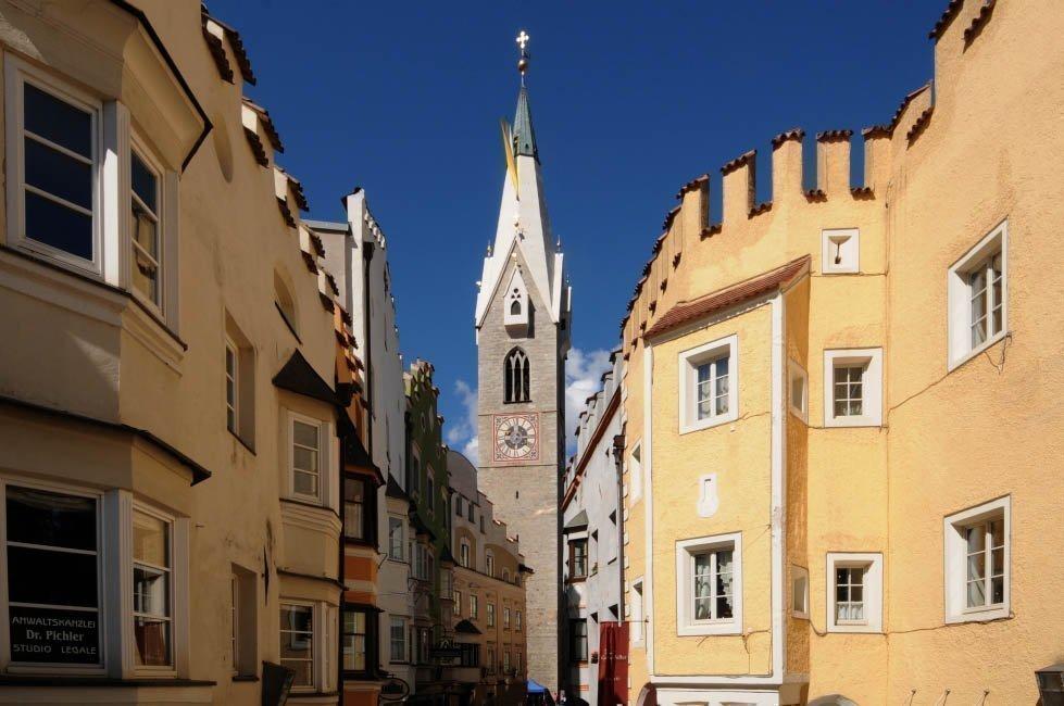 Historische Stadtkern von Brixen