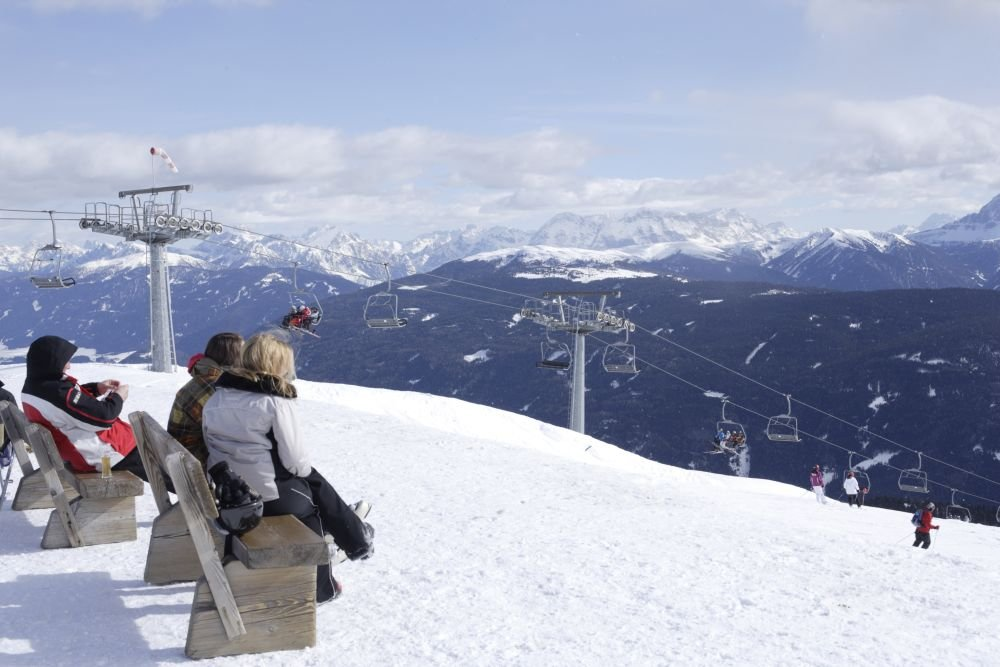 Ski area Monte Guzzo/Val Giovo