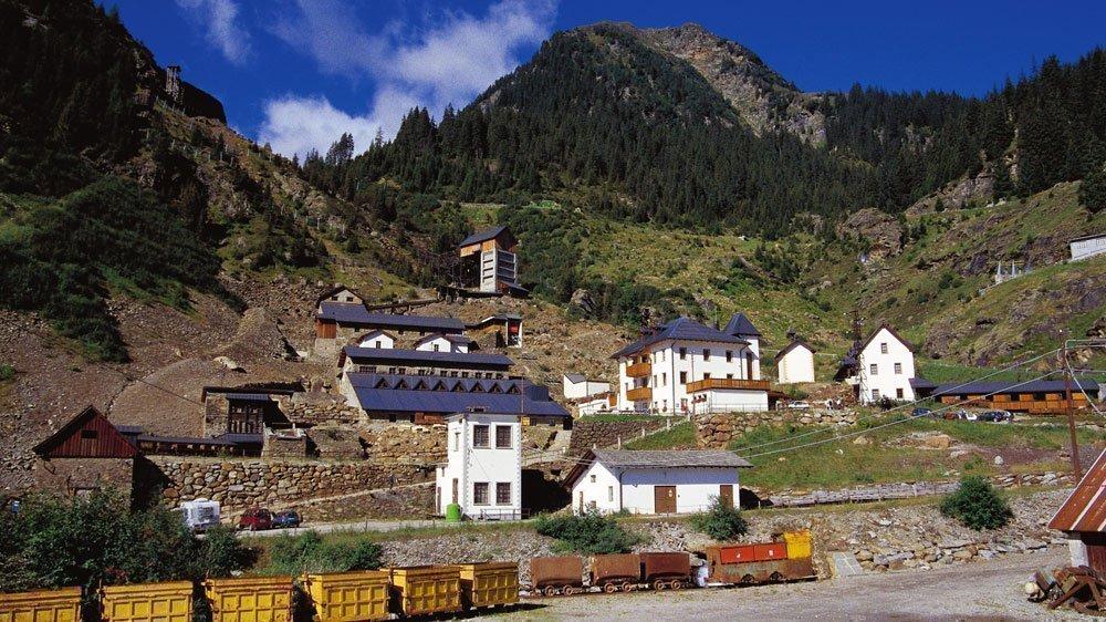 Mining Museum Monteneve-Ridanna